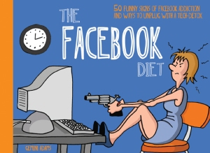 The Facebook Diet Book Cover